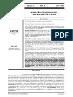 N-2511 - Inspeção de Serviço Em Trocadores de Calor (Out-2000)