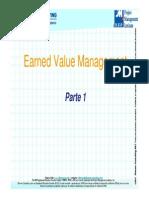 Earn Values Managment