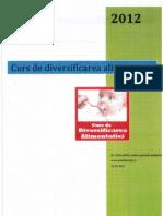 Curs Diversificare