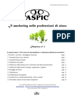 Marketing Sociale Dispensa n 2