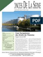 Edition Du Jeudi 19 Aout 2010