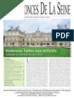 Edition Du Jeudi 29 Aout 2013