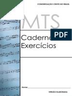Caderno de Exercicios MTS