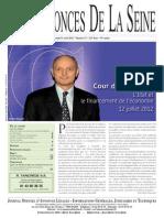 Edition Du Lundi 13 Aout 2012