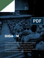 Gigaom Media Kit