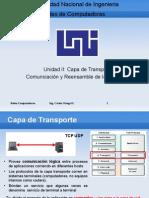 Clase 5 y 6 - Capa de Transporte