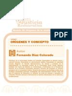 Colorado Origenes-iii1 Justicia Restaurativa