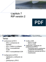 Cap 7 -RIPv2