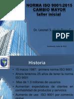 Cambio s Nueva Normai So 90012015