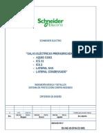 Criterios de Diseño - Salas Eléctricas - Schneider