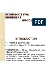 1-Economics for Engineers