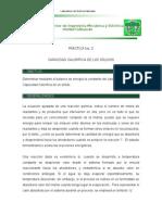 Prácticas 2 de laboratorio de química aplicada