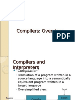 Compilers Overview.ppt