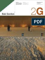 2G International Architecture Magazine N 64