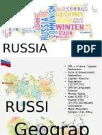 Final Russia Presentation
