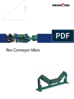 6002 Rex Conveyor Idlers Catalog