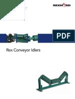 6002 Rex Conveyor Idlers Catalog