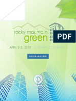Rocky Mountain Green 2015 Program Guide
