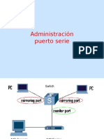 Administracion Puerto Serie