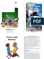 force and motion book