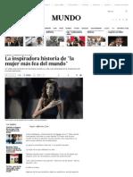 La Inspiradora Historia de _la Mujer Más Fea Del Mundo_ _ Actualidad _ Mundo _ El Comercio Peru