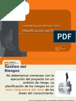 Session 09 - Planificacion Del Riesgos