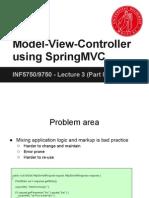 Springmvc Basics