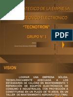 Plan Estrategico TECNOTRON