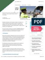 Qué Hacer Si Me Detiene La Policía de Tránsito - Bogotá - ELTIEMPO.com