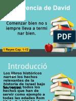 Introduccion 1 Reyes 1-11 IBE Callao