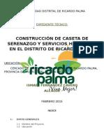Municipalidad Distrital de Ricardo Palma