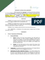 Tutor Agreement AulaYa-Chegg NAME