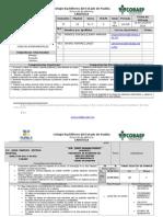 planeacion de temas selectos de quimica i p-26 vespertino