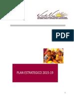 Plan Estratégico 2015-19