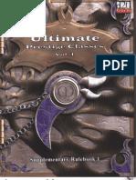 Ultimate Prestige Classes Volume 1