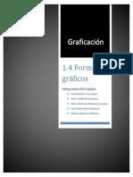 1.4 Formatos Gráficos