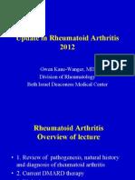 Harvard a.reumatoide