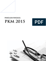 Panduan Ringkas PKM 2015