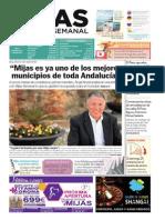Mijas Semanal Nº628 Del 27 de marzo al 9 de abril de 2015
