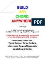 Chord Builder for Fifths Tuned Instruments