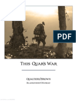 This Quars War