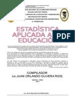ESTADISTICA EDUCACIONAL