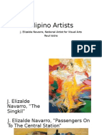 Filipino Artists.ppt