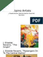 Filipino Artists.ppt