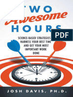 Two Awesome Hours by Josh Davis (Excerpt)