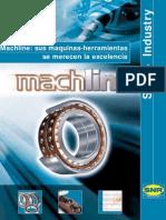 SNR_Machline - Alta Precisión - Gama