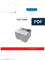 Phaser 3428 User Guide