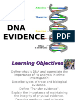 3. 3. 8. DNA EVIDENCE (Revised June2014)