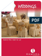 Wedding Packages at Ramada Katunayake