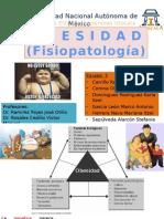 Fisiopatología de Obesidad